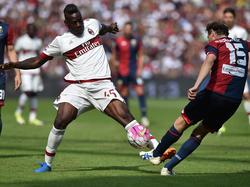 Mario Balotelli droht gegen Neapel auszufallen
