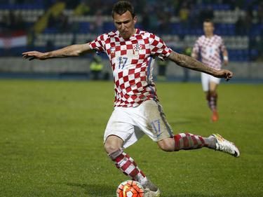 Mario Mandžukić erzielte drei Tore beim 10:0-Sieg der Kroaten