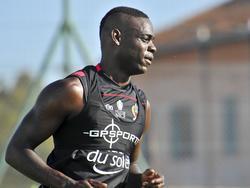 Balotelli feierte ein gelungenes Debüt für Nizza