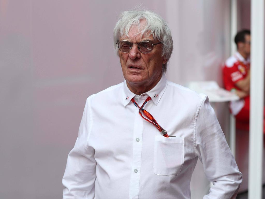 Bernie Ecclestones Ära in der Formel 1 neigt sich langsam ihrem Ende zu