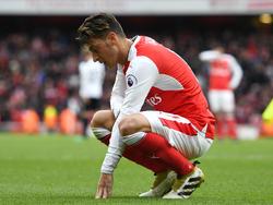 Mesut Özils Zukunft beim Arsenal FC scheint plötzlich nicht mehr ganz so sicher