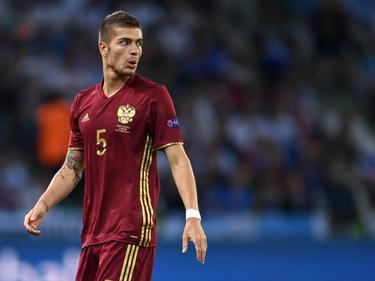 Roman Neustädter spielt für die russische Nationalmannschaft