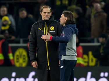 Während die Zukunft von Thomas Tuchel noch unsicher ist, gehen Martin Schmidt und Mainz 05 getrennte Wege