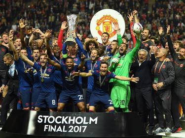 Manchester United gewinnt die Euro League