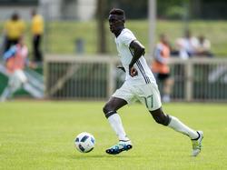 Idrissa Touré will in Bremen einen Neuanfang wagen