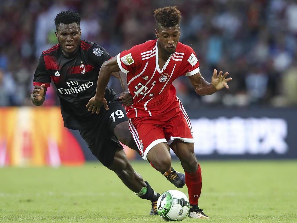 Kingsley Coman (FC Bayern München)