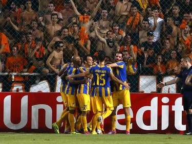 Zyperns Meister APOEL Nikosia spielt in einer Liga voller Problemfelder