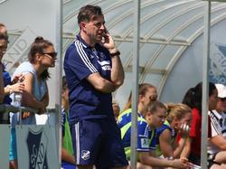 Sand-Coach Alexander Fischinger hat Sorgen vor dem großen Spiel