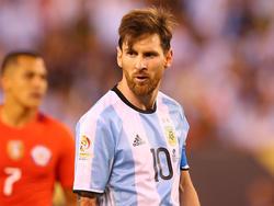 Spielt nicht mehr für Argentinien: Lionel Messi