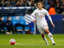 Aleksandr Kokorin ist auf Schalke im Gespräch
