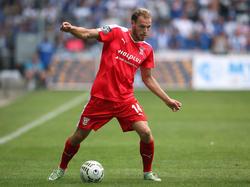 Timo Furuholm wird Halle zum Jahresende verlassen