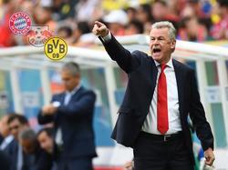 Ex-Bayern-Trainer Ottmar Hitzfeld hat sich zur Lage in der Bundesliga geäußert