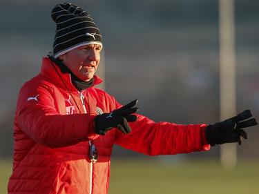 Mattersburg-Trainer Gerald Baumgartner bekommt wohl noch einen neuen Spieler