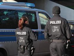 Die Polizei musste in Berlin-Moabit mit einem Großaufgebot anrücken