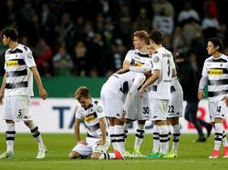 Borussia Mönchengladbach steckt in der Krise