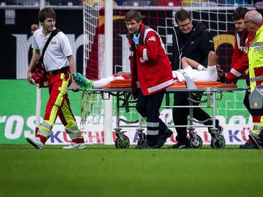 Akpoguma zog sich im Spiel gegen St. Pauli einen Bruch des ersten Halswirbels zu