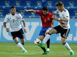 Die deutschen Talente sind bei der U17-EM denkbar knapp gescheitert