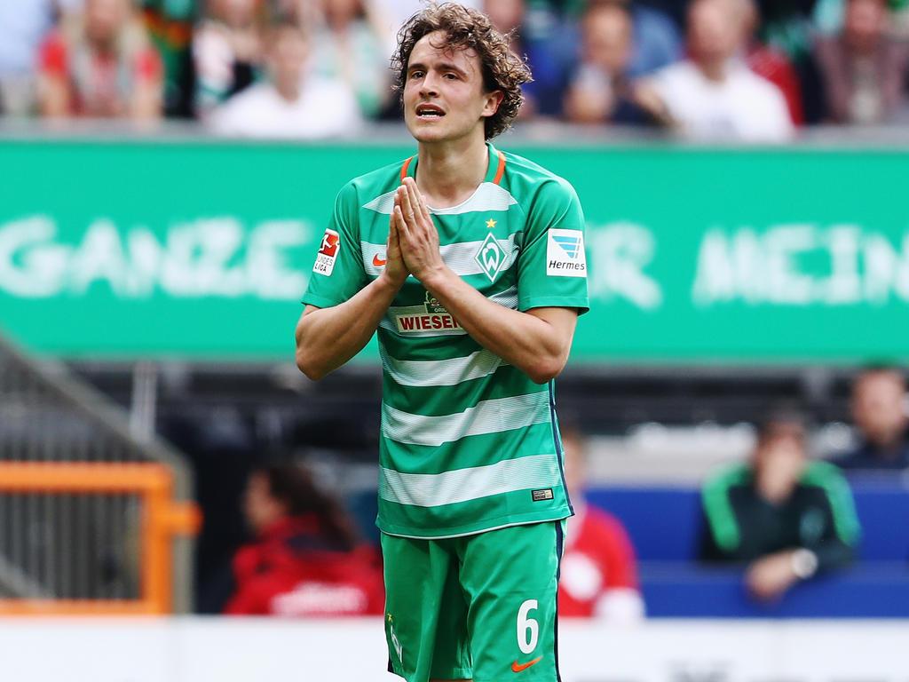 Bundesliga: Englischer Verein bietet 12 Millionen für Werder-Spieler