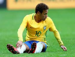 Neymar hatte einiges klarzustellen
