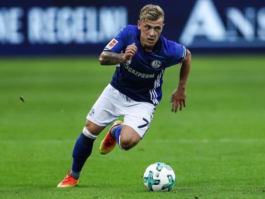 Der Vertrag von Max Meyer läuft am Ende der Saison auf Schalke aus