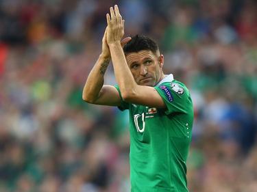 Robbie Keane hat muss nach einer Knie-OP vor der EM pausieren und hat wenig Zeit fit zu werden.