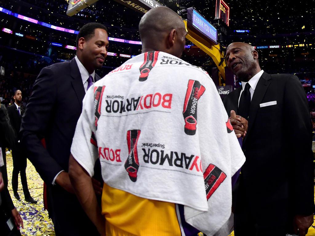 Das Handtuch von Kobe Bryants letztem Einsatz als NBA-Profi wird versteigert