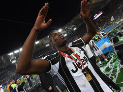Paul Pogba soll beim United-Medizincheck sein