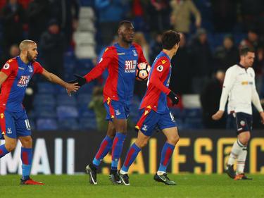Benteke brilló con un doblete en la FA Cup. (Foto: Getty)