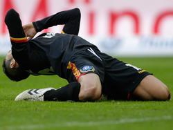 Manuel Torres wird dem Karlsruher SC lange fehlen