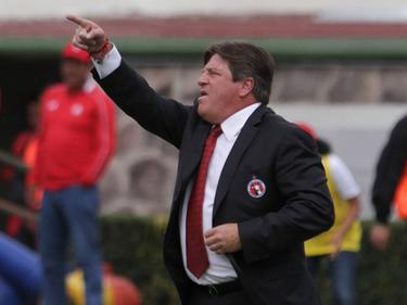 El Tijuana de Miguel Herrera arrancó un empate a los Pumas. (Foto: Imago)