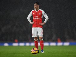 Mesut Özil muss beim FC Arsenal zur Zeit einiges aushalten