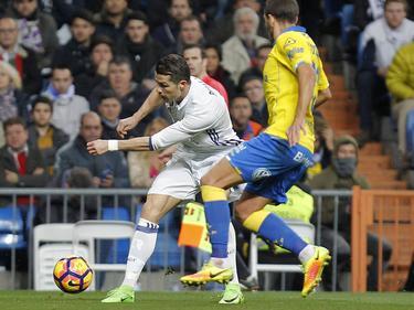 Cristiano Ronaldo hat Real einen Punkt gegen Las Palmas gerettet