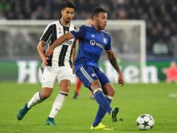 Der FC Bayern soll an Corentin Tolisso Interesse haben - Juventus allerdings auch