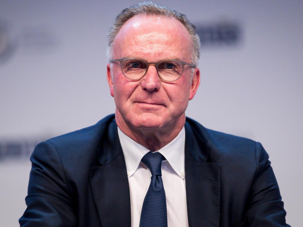 Rummenigge bekräftigt seine Kritik am Schiedsrichterteam
