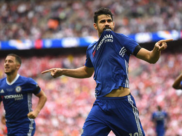 Diego Costa soll beim AC Mailand auf dem Wunschzettel stehen