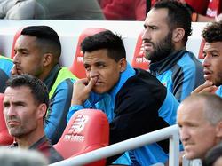Alexis Sánchez durfte Arsenal nicht in Richtung ManCity verlassen