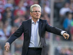 Jupp Heynckes verlangt von seinen Spielern Disziplin und Pünktlichkeit
