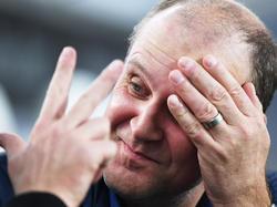 Jörg Schmadtke haderte mit dem Schiedsrichter