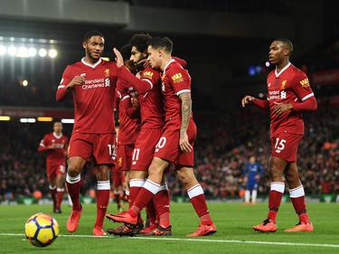 Coutinho está haciendo una gran temporada en Liverpool. (Foto: Getty)