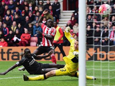 Sadio Mané schoss Southampton mit zwei Toren zum Sieg
