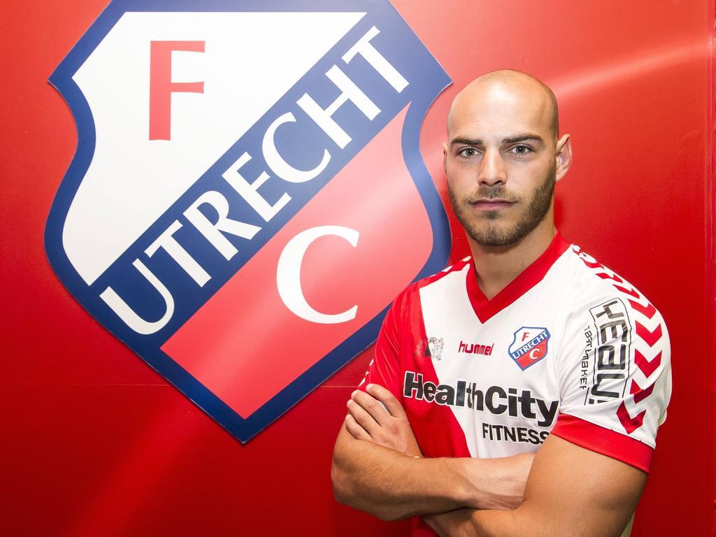 ... zijn debuut voor FC Utrecht en Boymans is daarmee Speler van de Week: www.voetbal.com/news/_n1269025_/doelpuntenmachine-met-de-naam-boymans