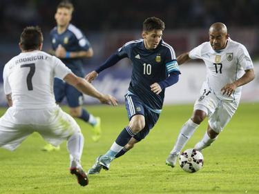 Messi será como siempre el faro que guíe a la albiceleste. (Foto: Imago)