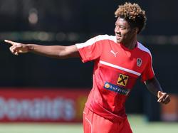 David Alaba ist erneut Österreichs Fußballer des Jahres