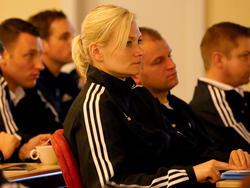 Bibiana Steinhaus wird nicht in der Bundesliga pfeifen