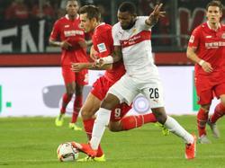 Serey Dié galt in Stuttgart als leidenschaftlicher Zweikämpfer