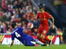 Im Duell Chelsea gegen Liverpool geht es oft heiß her
