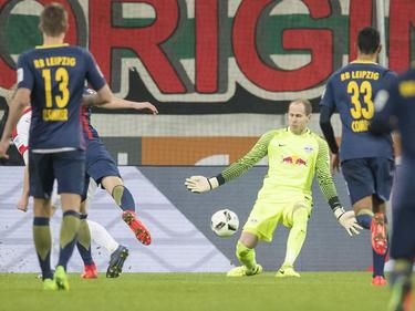 Martin Hinteregger hizo la igualada en la segunda mitad. (Foto: Imago)