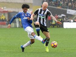 La Juventus sufrió el primer empate de la temporada contra Udinese. (Foto: Getty)