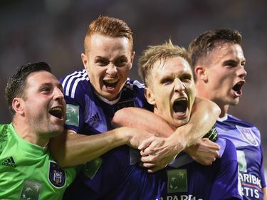 Anderlecht dominiert in Belgien