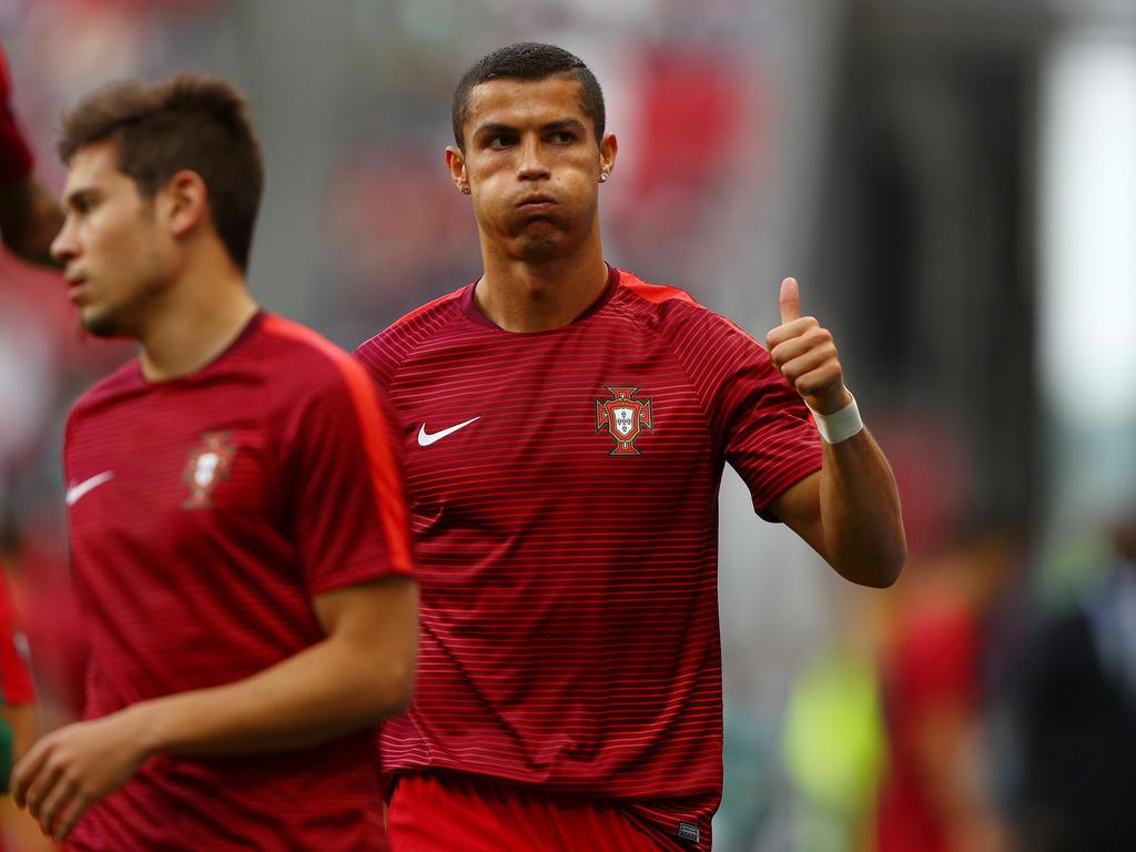 Cristiano Ronaldo war nach dem Spiel gegen Mexiko nicht zur Pressekonferenz erschienen